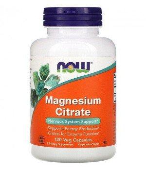Витамины и минералы Now Foods NOW Magnesium Citrate