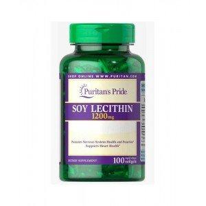 Puritan's Pride Soy Lecithin 1200 mg