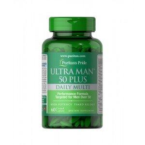 Puritan's Pride Ultra Man 50 plus Daily Multi