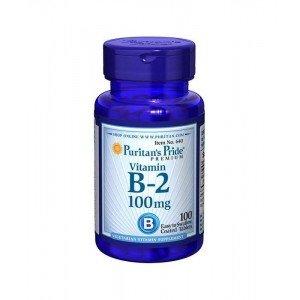 Puritan's Pride Vitamin B-2 100 mg