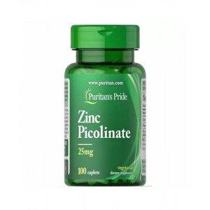 Puritan's Pride Zinc Picolinate 25mg