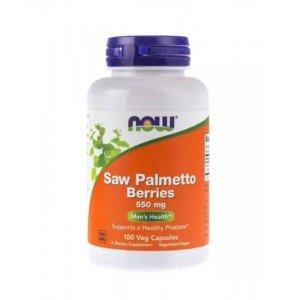 NOW SAW PALMETTO 550mg