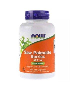 Витамины и минералы Now Foods NOW SAW PALMETTO 550mg