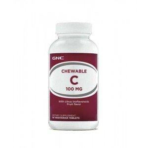 GNC CHEW C 100