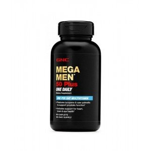 GNC Mega Men 50 Plus