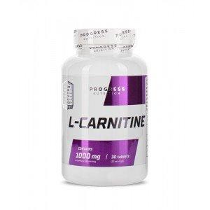 L-carnitine Progress Nutrition