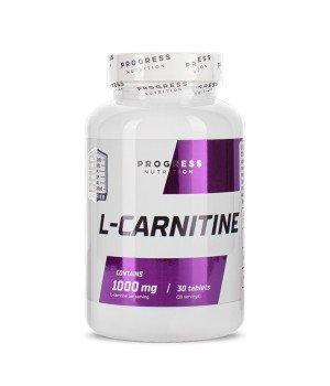 Л-карнитин Progress Nutrition L-carnitine Progress Nutrition