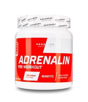 Предтреник Progress Nutrition Adrenalin Pre-Workout Progress Nutrition