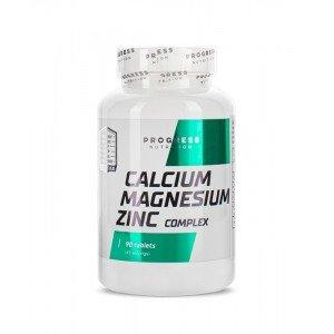 Calcium Magnesium Zinc Progress Nutrition