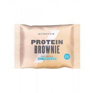 Протеиновый брауни белый шоколад
