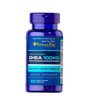 Витамины и минералы Puritan's Pride Puritan's Pride DHEA 100 mg