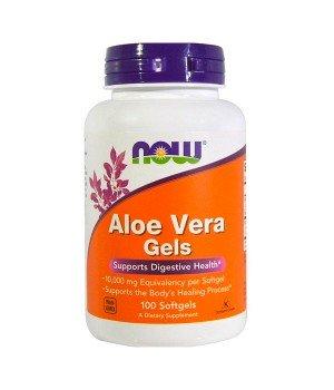 Витамины и минералы Now Foods NOW ALOE VERA