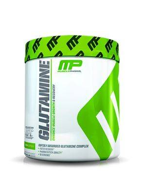 Глютамин MusclePharm Glutamine