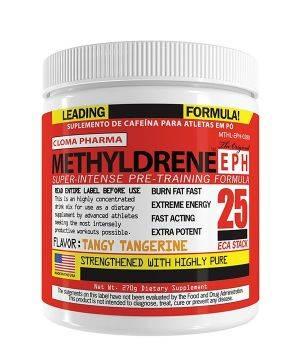 Предтреник Cloma Pharma Methyldrene EPH