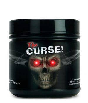 Предтреник Cobra Labs The Curse