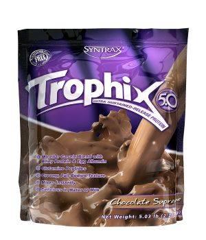 Протеин Syntrax Trophix