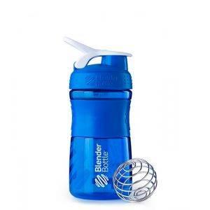 Blender Bottle синий-белый (600 мл)