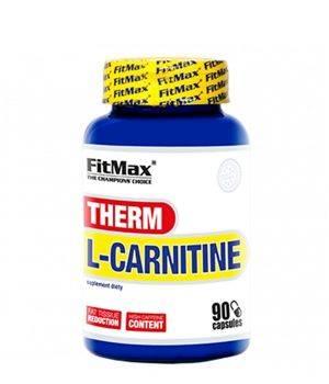 Л-карнитин Fitmax Therm L-Carnitine (+caffeine)