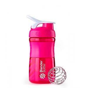 Blender Bottle розовый (600 мл)