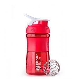 Blender Bottle красный (600 мл)