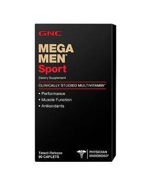 Витамины и минералы GNC Mega Men Sport