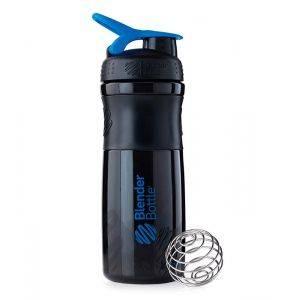 Blender Bottle черно-синий (840 мл)