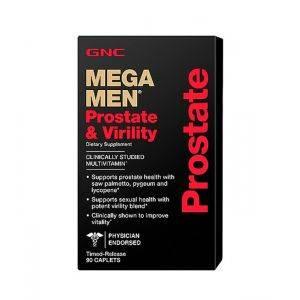 Mega Men Prostate and Virility