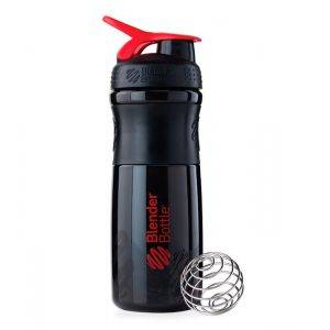 Blender Bottle черно-красный (840 мл)
