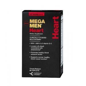 Mega Men Heart