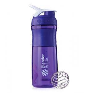 Blender Bottle фиолетовый (840 мл)