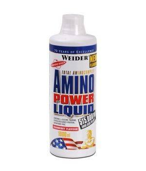 Комплексные аминокислоты Weider Amino Power Liquid