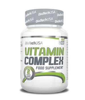 Витамины и минералы BioTech Vitamin Complex