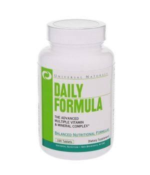 Витамины и минералы Universal Nutrition Daily Formula