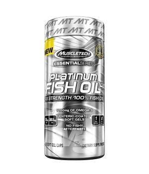 Омега 3 MuscleTech Platinum Fish Oil