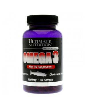 Омега 3 Ultimate Nutrition Omega 3