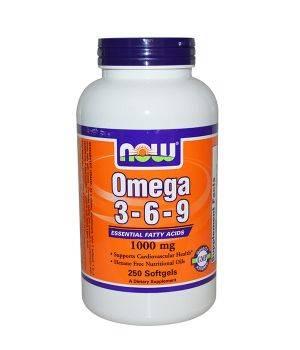 Омега 3 Now Foods OMEGA 3-6-9