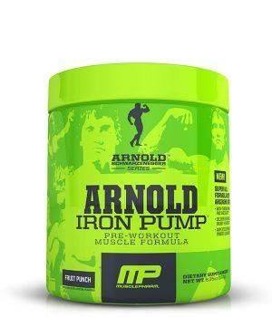 Предтреник Arnold Iron Pump