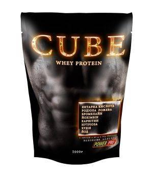 Протеин Power Pro CUBE + Синефрин