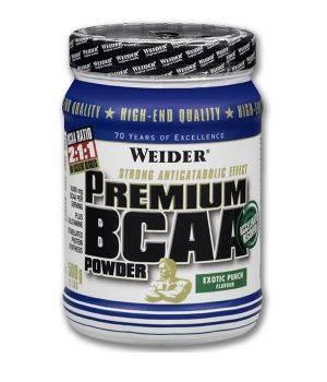 BCAA Weider Premium BCAA Powder