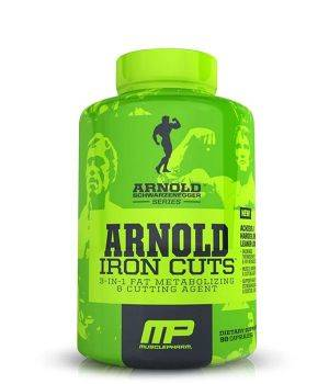Комплексные жиросжигатели Arnold Iron Cuts