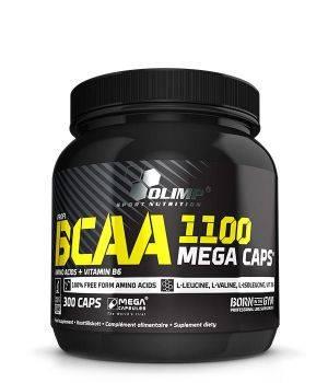 BCAA Olimp Labs BCAA Mega Caps 1100