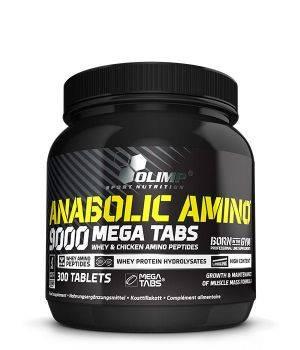 Комплексные аминокислоты Olimp Labs Anabolic Amino 9000