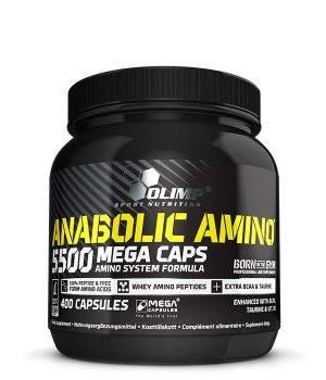 Комплексные аминокислоты Olimp Labs Anabolic Amino 5500