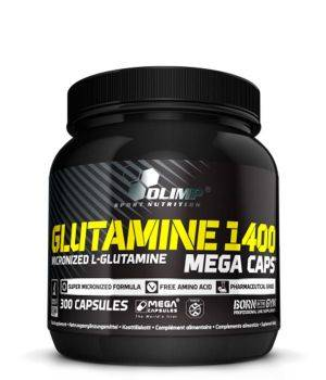 Глютамин Olimp Labs Glutamine 1400 mega caps