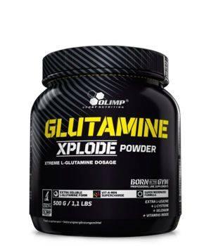 Глютамин Olimp Labs Glutamine Xplode