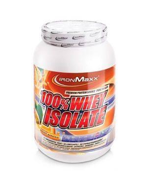 Протеин IRONMAXX Ironmaxx 100% Whey Isolate