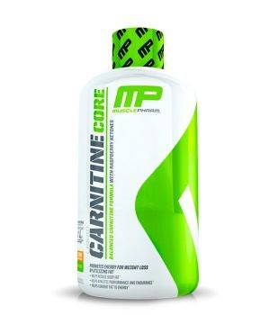 Л-карнитин MusclePharm Carnitine Core Liquid